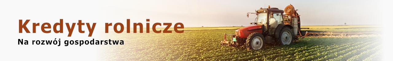 Przykładowy banner rolniczy